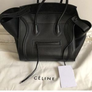 100% authentic Celine phantom tote